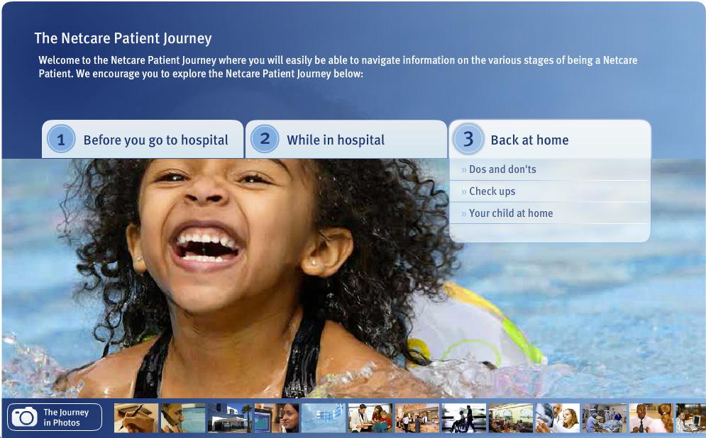 Netcare – The Patient Journey