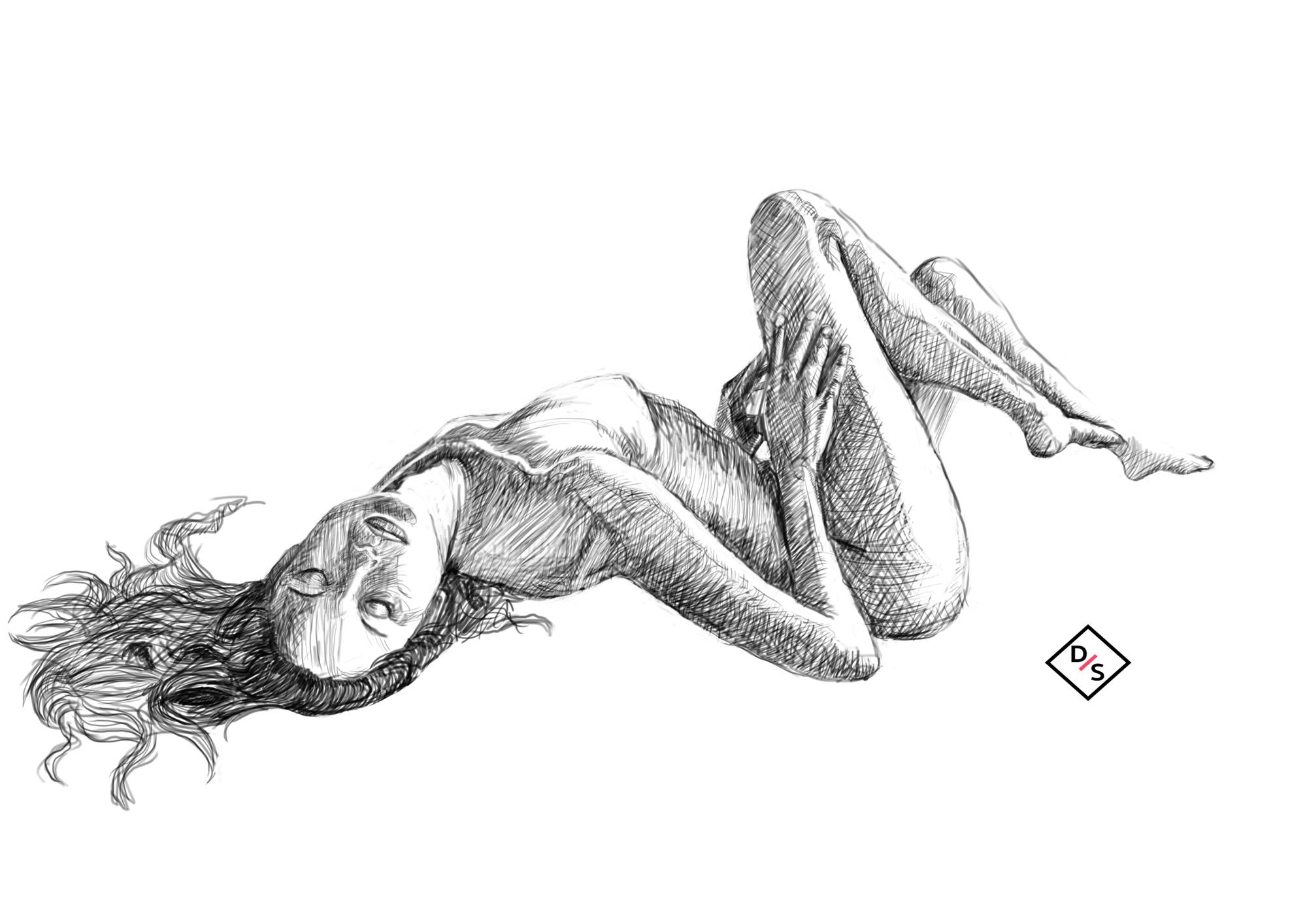 Illustration – Feeling Good