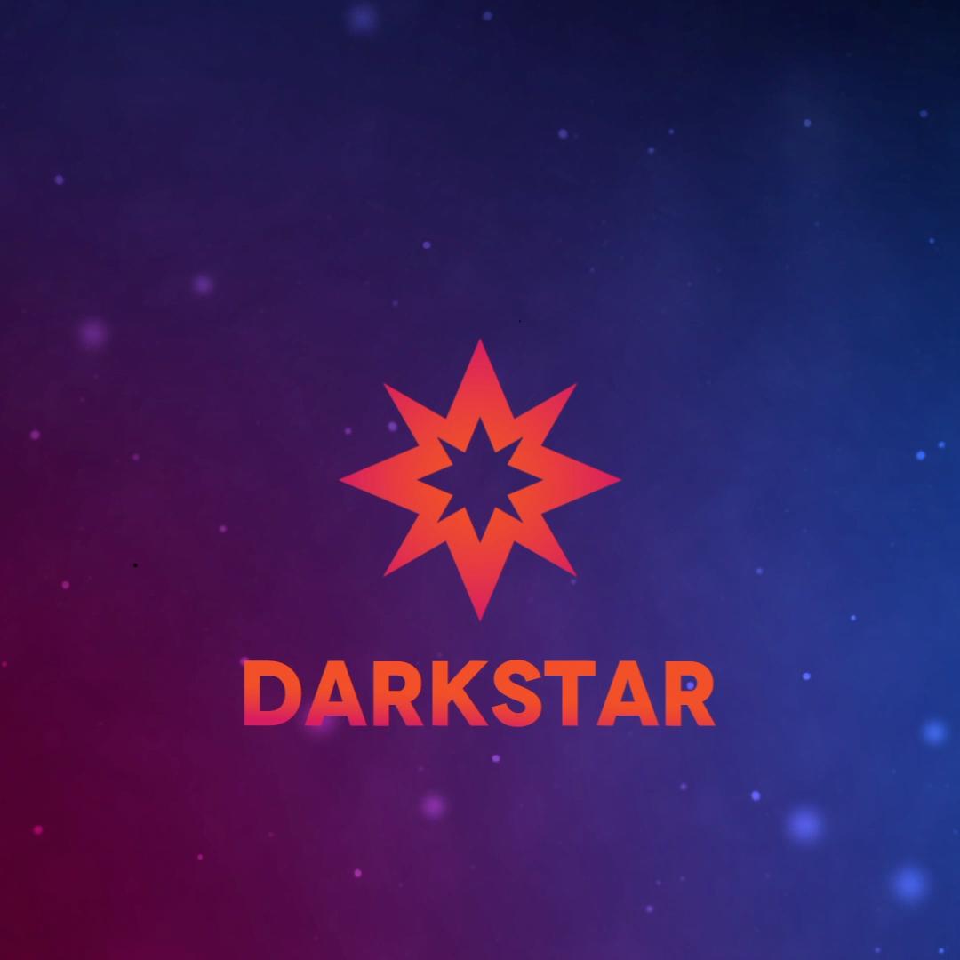 Motion Graphics – Dark Star Logo Build 2